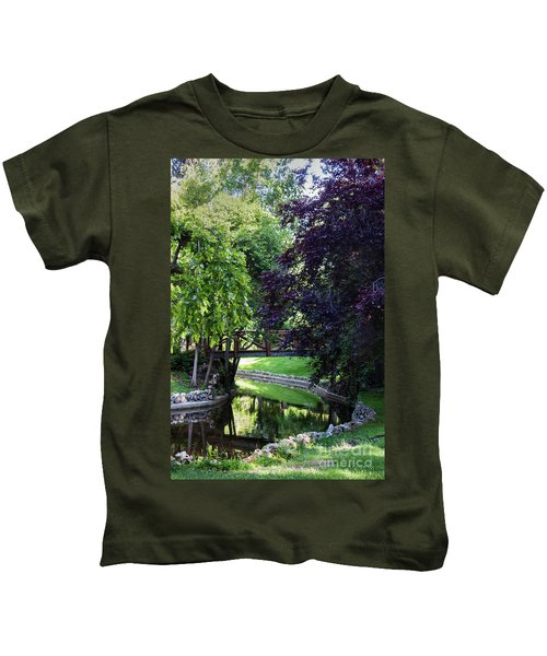 Impressionist Reminiscence  Kids T-Shirt