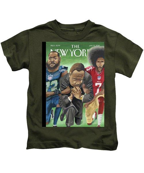 In Creative Battle Kids T-Shirt
