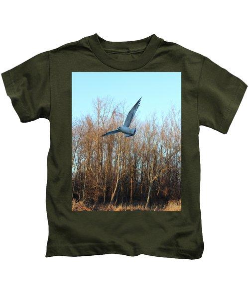In Flight Kids T-Shirt