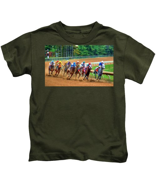 In The Turn #2 Kids T-Shirt
