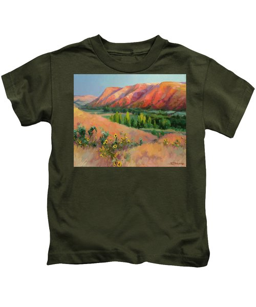 Indian Hill Kids T-Shirt