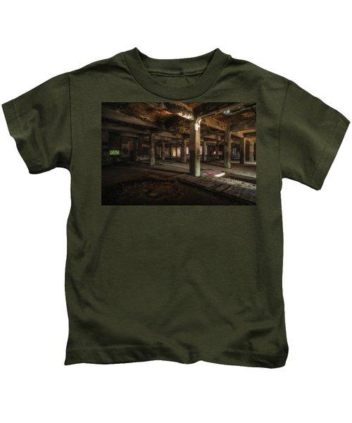 Industrial Catacombs Kids T-Shirt