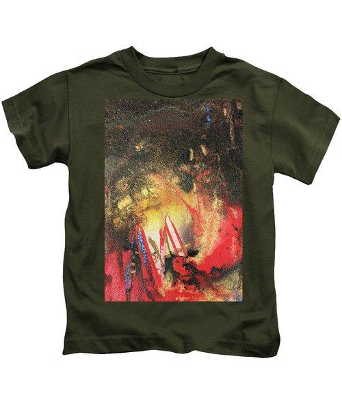 Inner Earth Kids T-Shirt