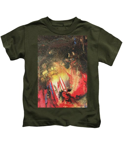 Inner Earth Kids T-Shirt
