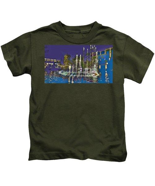 inside the heart of Glendale - 200,000 hearts beat Kids T-Shirt