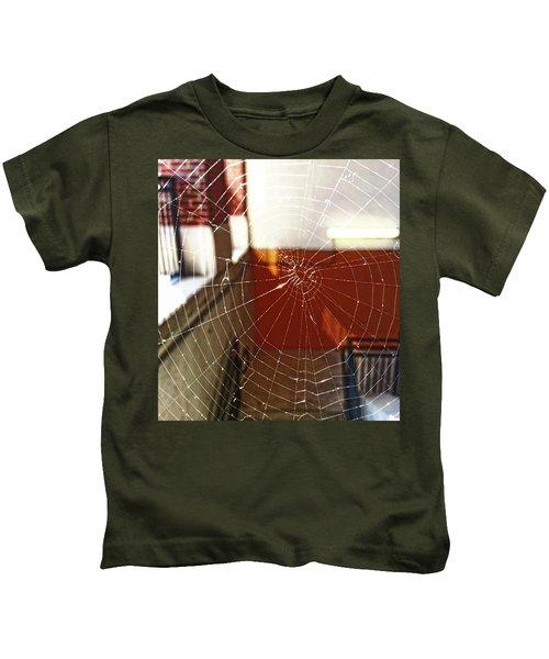 Intact Abandonment Kids T-Shirt