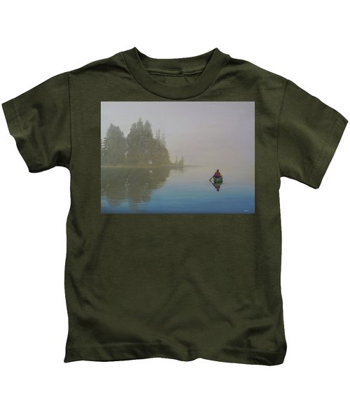 Into The Mistic Kids T-Shirt