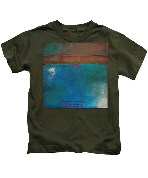 Into The Wisp 1 Kids T-Shirt