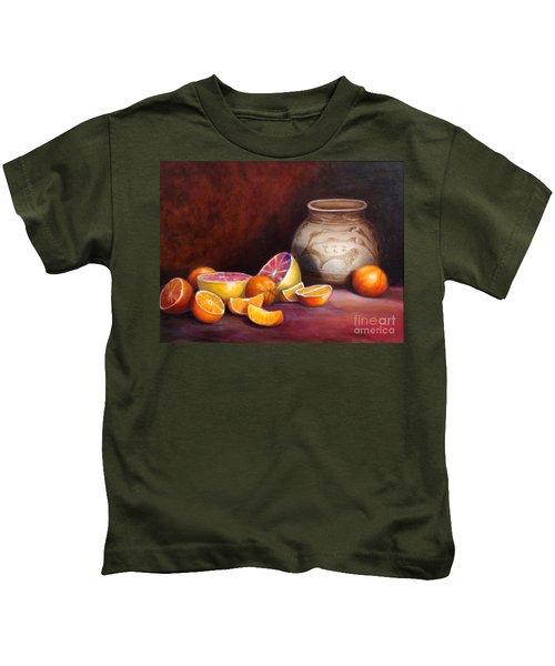 Iranian Still Life Kids T-Shirt