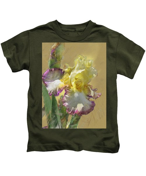 Iris, 'kiss Of Kisses' Kids T-Shirt