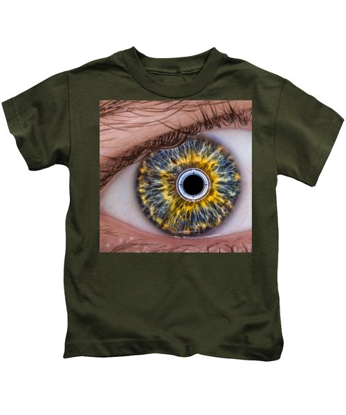 iRobot Eye v2.o Kids T-Shirt