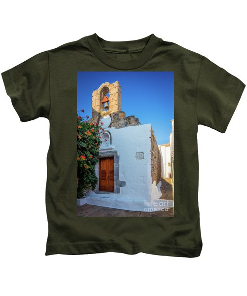 Island Chapel Kids T-Shirt