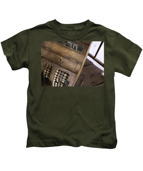 It All Adds Up Kids T-Shirt