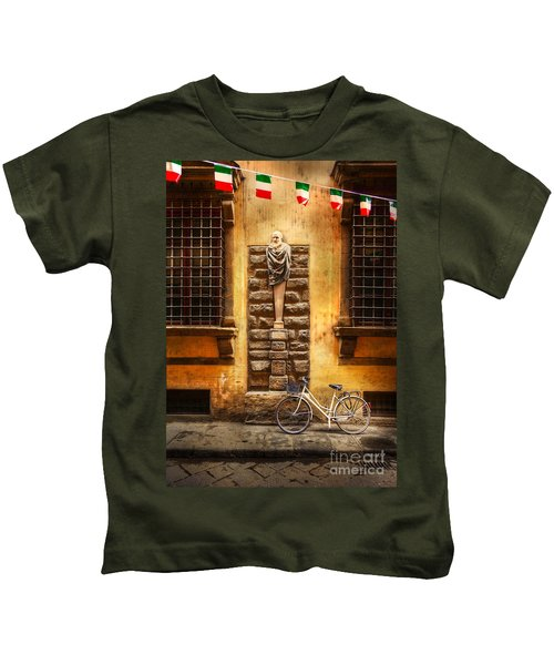 Italia Cential Bicycle Kids T-Shirt