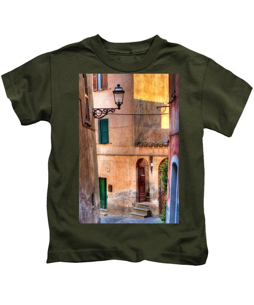 Italian Alley Kids T-Shirt