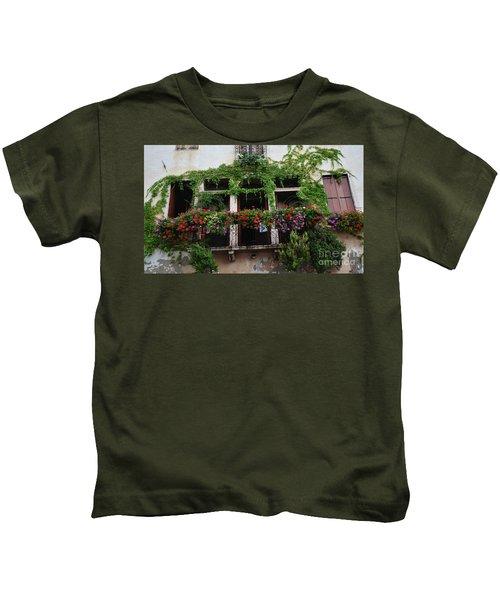 Italy Veneto Marostica Main Square Kids T-Shirt
