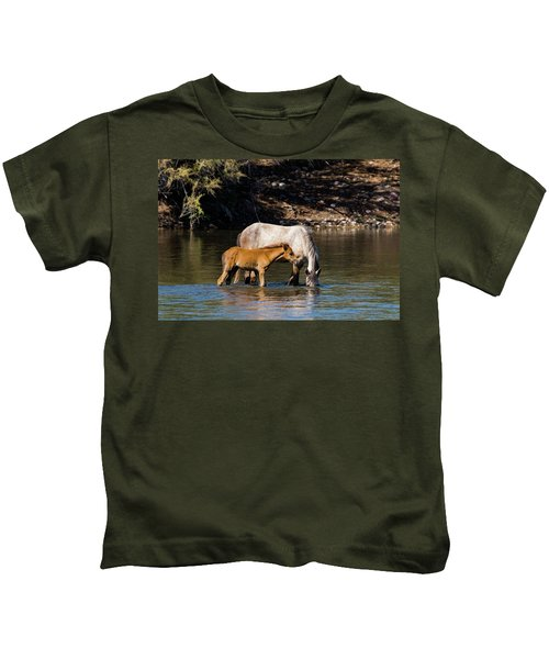 It's In Here Somewhere Kids T-Shirt