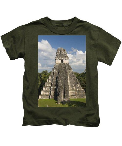 Jaguar Temple Kids T-Shirt