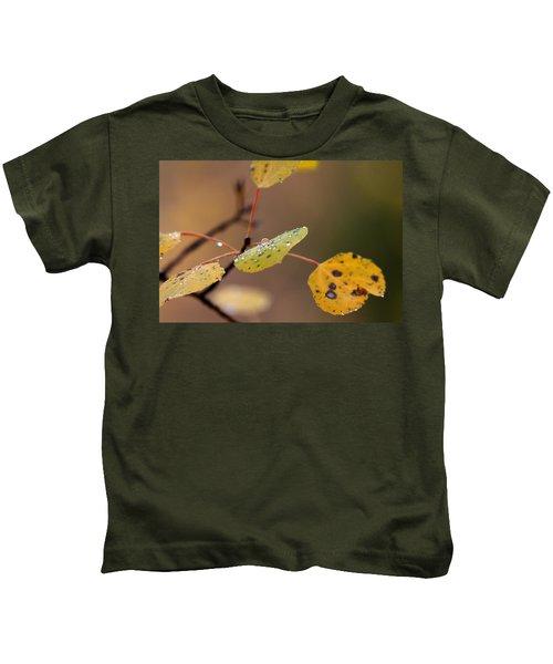 Jewels Of Autumn Kids T-Shirt