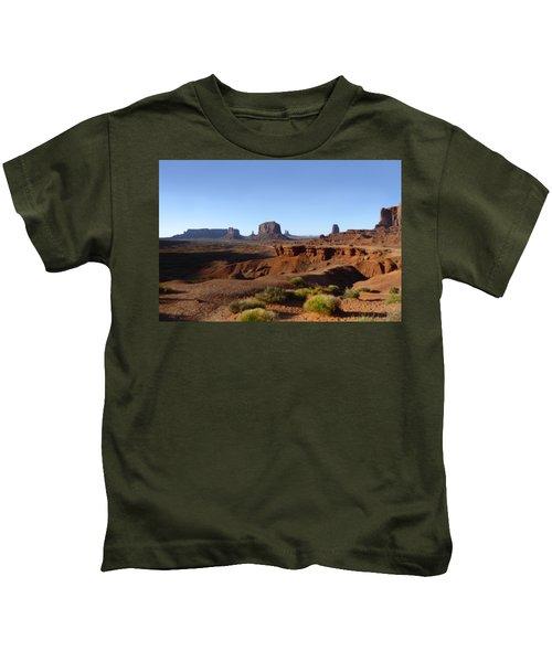 John Ford Point Kids T-Shirt