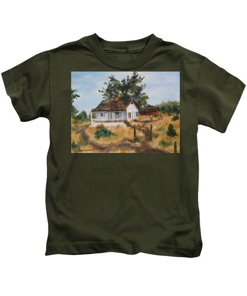 Johnny's Home Kids T-Shirt