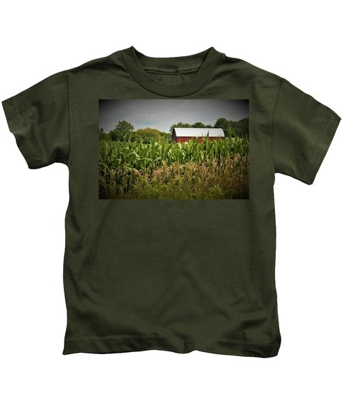 0020 - July Corn Kids T-Shirt