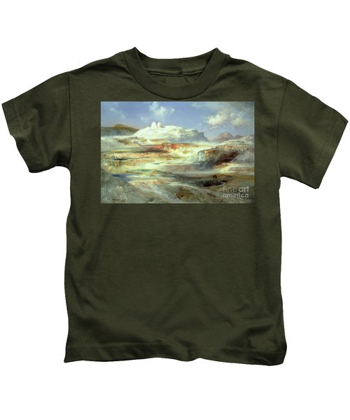 Jupiter Terrace Kids T-Shirt