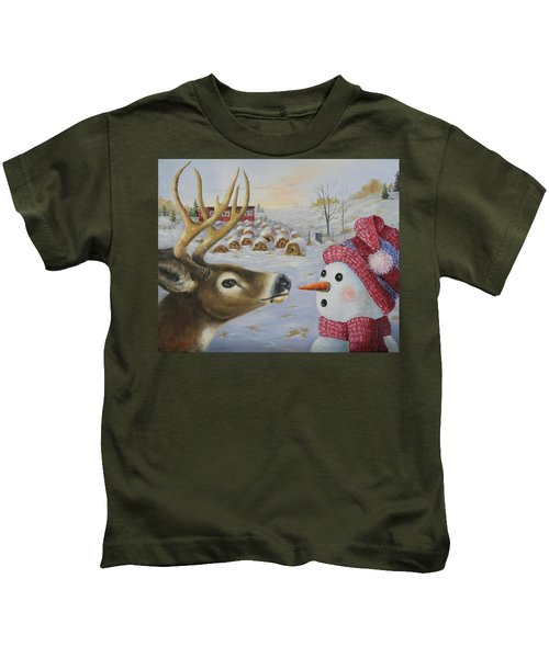 Just A Nibble Kids T-Shirt