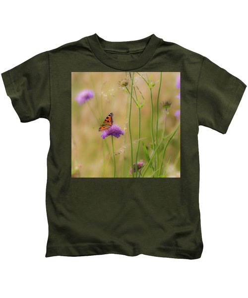 Just Landed Kids T-Shirt