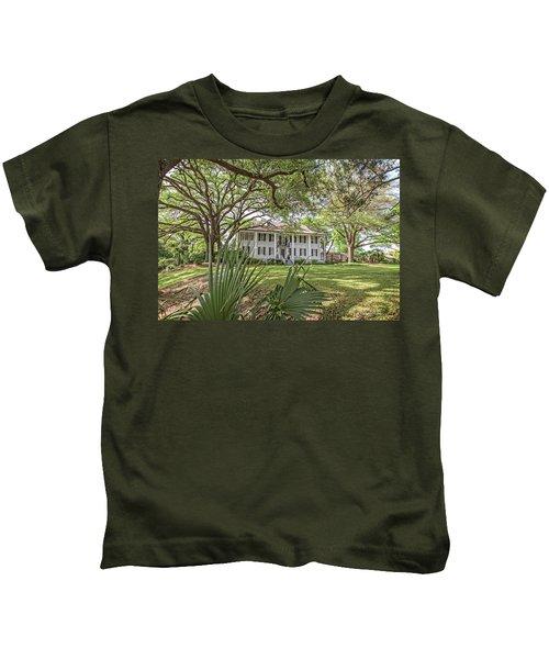Kaminski House Museum Kids T-Shirt