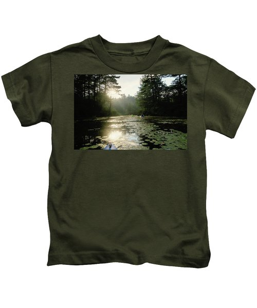 Kayaking Kids T-Shirt