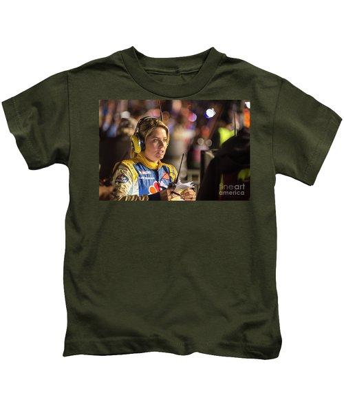 Kelli Stavast Reporting Kids T-Shirt