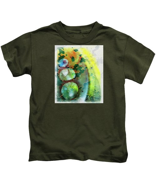 Kernodle On The Half Shell Kids T-Shirt