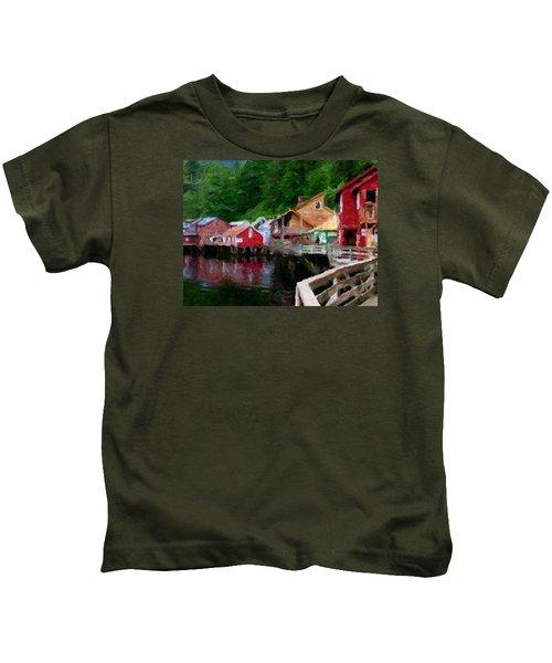 Ketchikan Alaska Kids T-Shirt