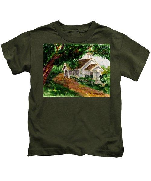 Kihei Chapel Kids T-Shirt