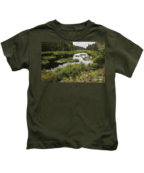 Killarney Marsh-4643 Kids T-Shirt