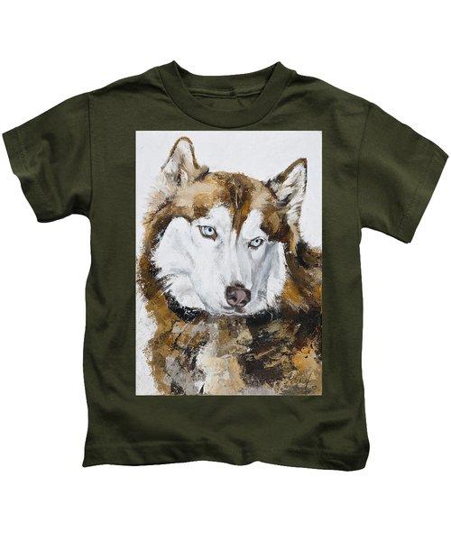 Kind Eyes Kids T-Shirt