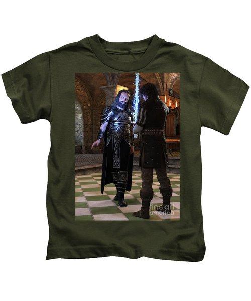 King Edward Kids T-Shirt