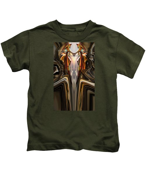 King Of The Aviary Kids T-Shirt