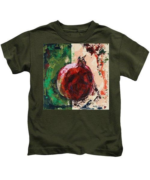 Pomegranate Kids T-Shirt