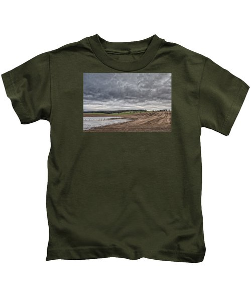 Kingdom Of Fife Kids T-Shirt