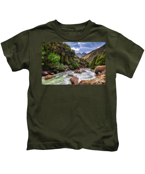Kings River Kids T-Shirt