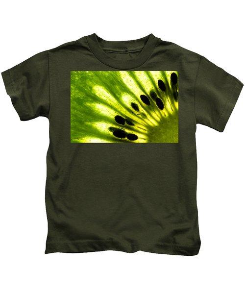Kiwi Kids T-Shirt by Gert Lavsen