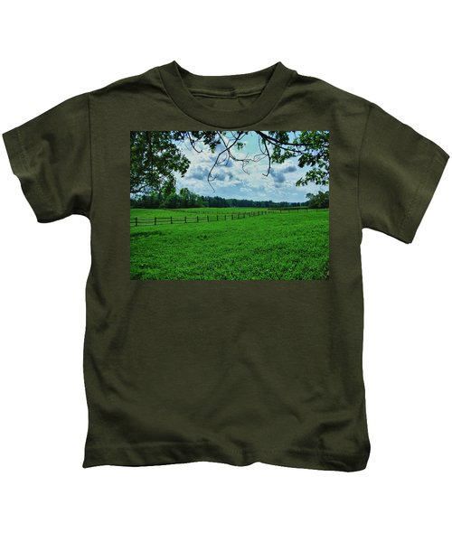 Knox Farm 1786 Kids T-Shirt
