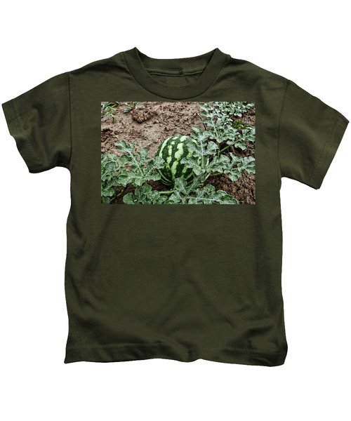 Ky Watermelon Kids T-Shirt