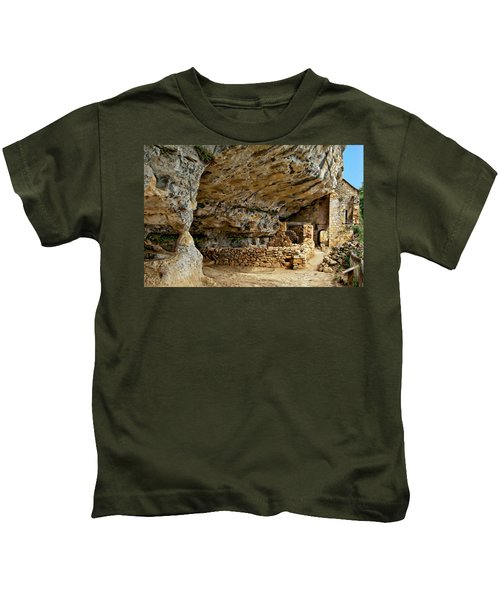 La Madeleine Ruins Kids T-Shirt