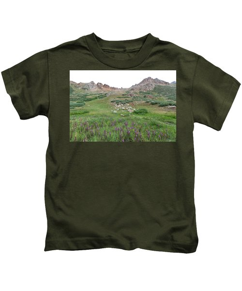 La Plata Peak Kids T-Shirt