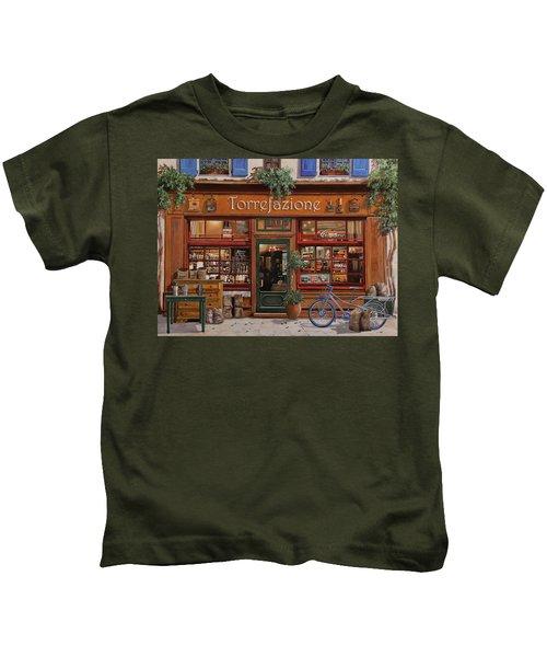 La Torrefazione Kids T-Shirt