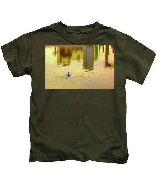 Labyrinthine #d7 Kids T-Shirt
