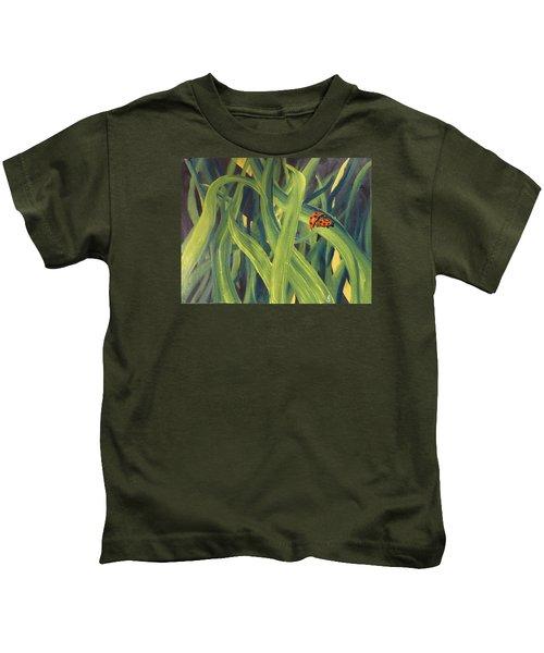 Lady Bugs Kids T-Shirt